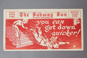 Vintage Subway Posters - Amelia Opdyke-Jones