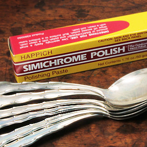 Maintain Your Treasures with Simichrome Silver Polish and Blitz Jewlery Cleaner