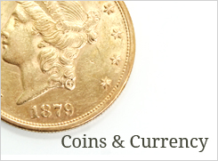 coins & currency