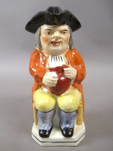 Royal Doulton Regular Drinking Man Toby Jug Character Mug